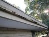 Stop gutters rotting away